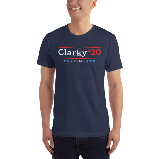 Clarky 2020 On Idle Jersey T-Shirt