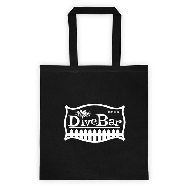 Dive Bar Tote bag