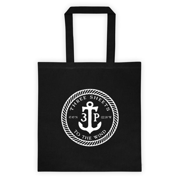 Three Sheets Tote bag