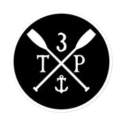 3TP Oars Bubble-free stickers