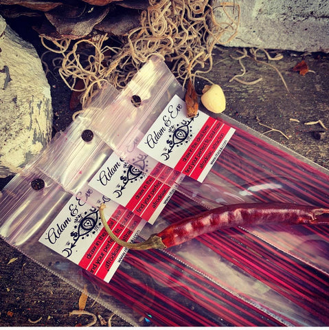 Rita's Adam & Eve Hand Dipped Incense Sticks - Fidelity, Love, Find the Perfect Partner, Passion