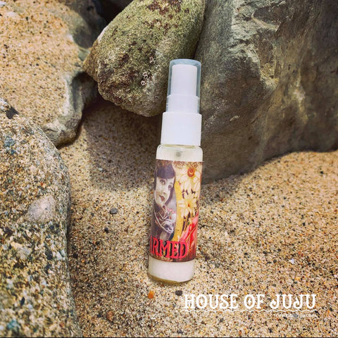 Rita's Charmed Apothefairie™ Purse n' Pocket Mini on the Go Energy Flow Sprays,  Attract People, Find Delight and Joy, Mark Yourself with Good Fortune