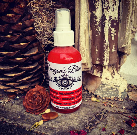 Rita's Triple Strength Dragon's Blood Spiritual Mist Spray