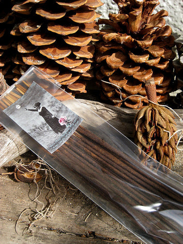 Rita's Sandalwood Hand Dipped Hoodoo Ritual Incense Help Make Your Life a Sacred Act, Potent Ritual Tool for Extra Energy