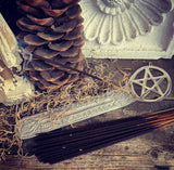 Rita's Psalm 23 Hand Dipped Incense Sticks - Dreams Come True, Good Luck, Protection, Enhance ANY Ritual