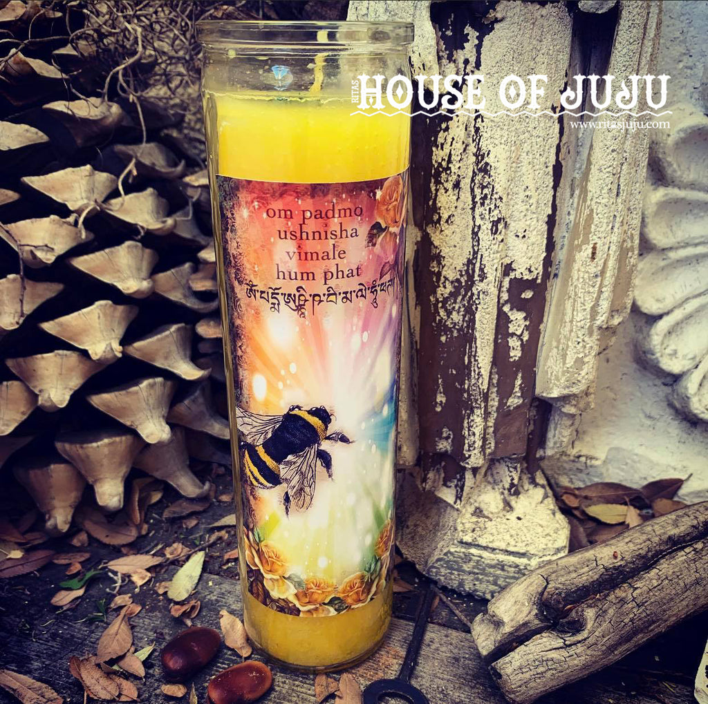 Rita's Manifest Your Wishes and Desires 7 Day Ritual Candle