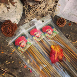 Rita's Saint Rita Hand Dipped Incense Sticks - Impossible Wishes and Causes, Help in Abusive Relationships