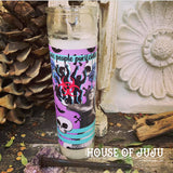 Rita's Toxic People Purification Ritual Cleanse 7 Day Hoodoo Candle - Clear Toxic Residual Negativity Left On or Near You by Toxic People