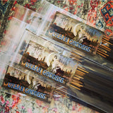 Rita's Apothefairie™ Urban Goddess Hand Dipped Ritual Incense to Draw Out Your Inner Goddess