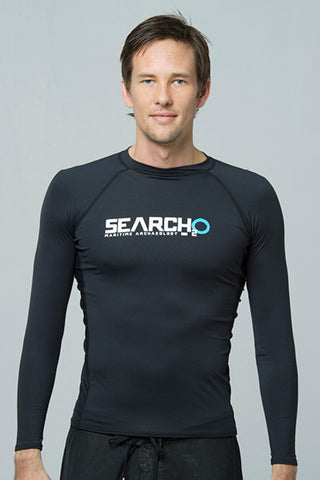 Men's SEARCH20 Rashguard