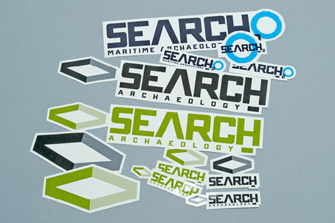 SEARCH Sticker Pack