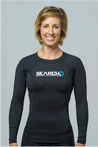 Women's SEARCH20 Rashguard