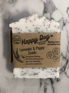 18th - 24th April - Happy Dog Happy Planet Shampoo Bars 100g