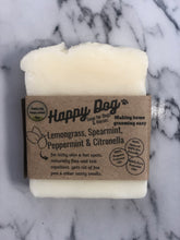 Load image into Gallery viewer, 18th - 24th April - Happy Dog Happy Planet Shampoo Bars 100g