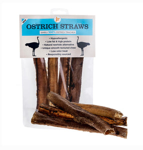 JR Pet Products - Ostrich Straws