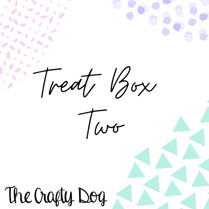 Treat Box - Two