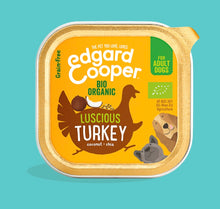 Load image into Gallery viewer, Edgard & Cooper - Organic Turkey Cup 100g