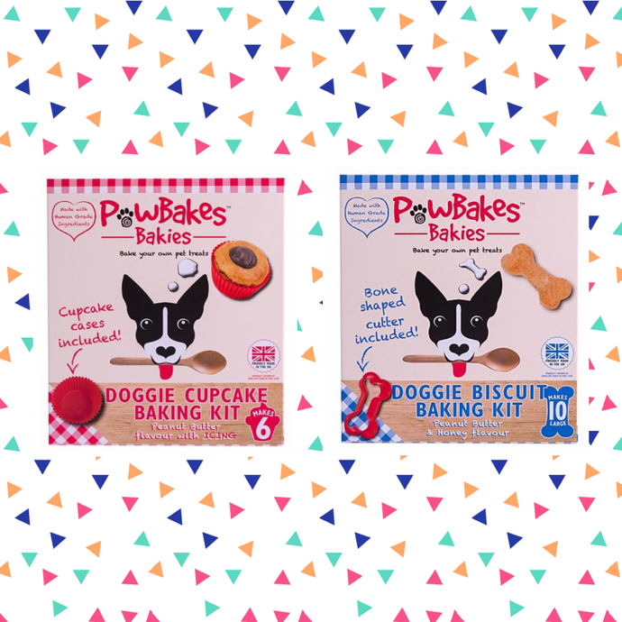 12th - 18th July 2020 - Pawbakes cupcake & biscuit kits!