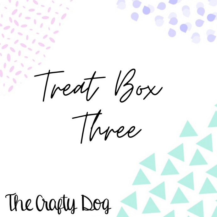 Treat Box - Three (Fish)