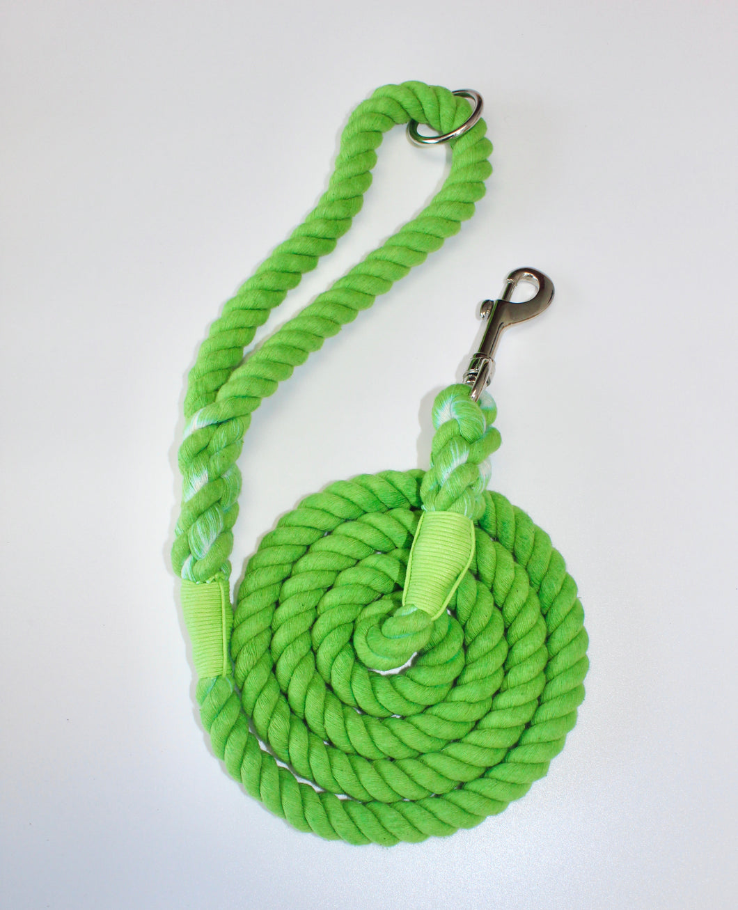 Lime Rope Lead
