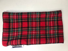 Load image into Gallery viewer, Red Tartan Snood