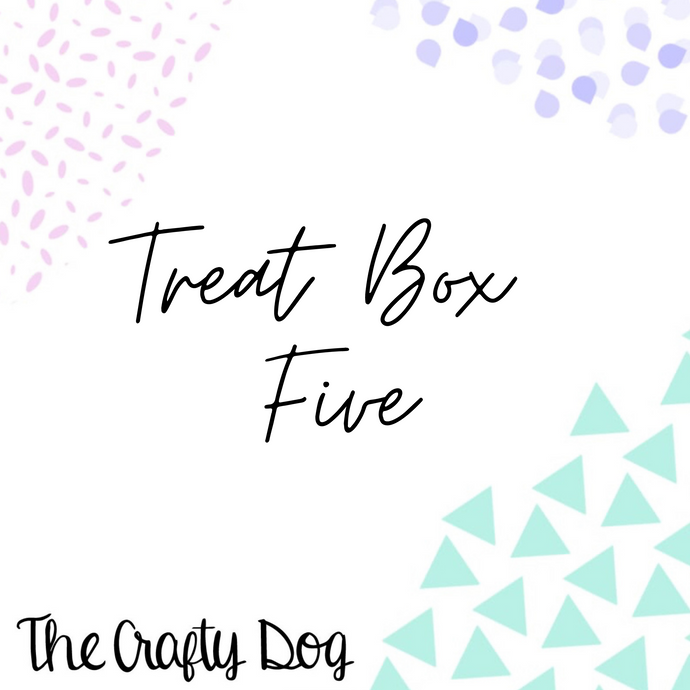 Treat Box - Five (Natural)