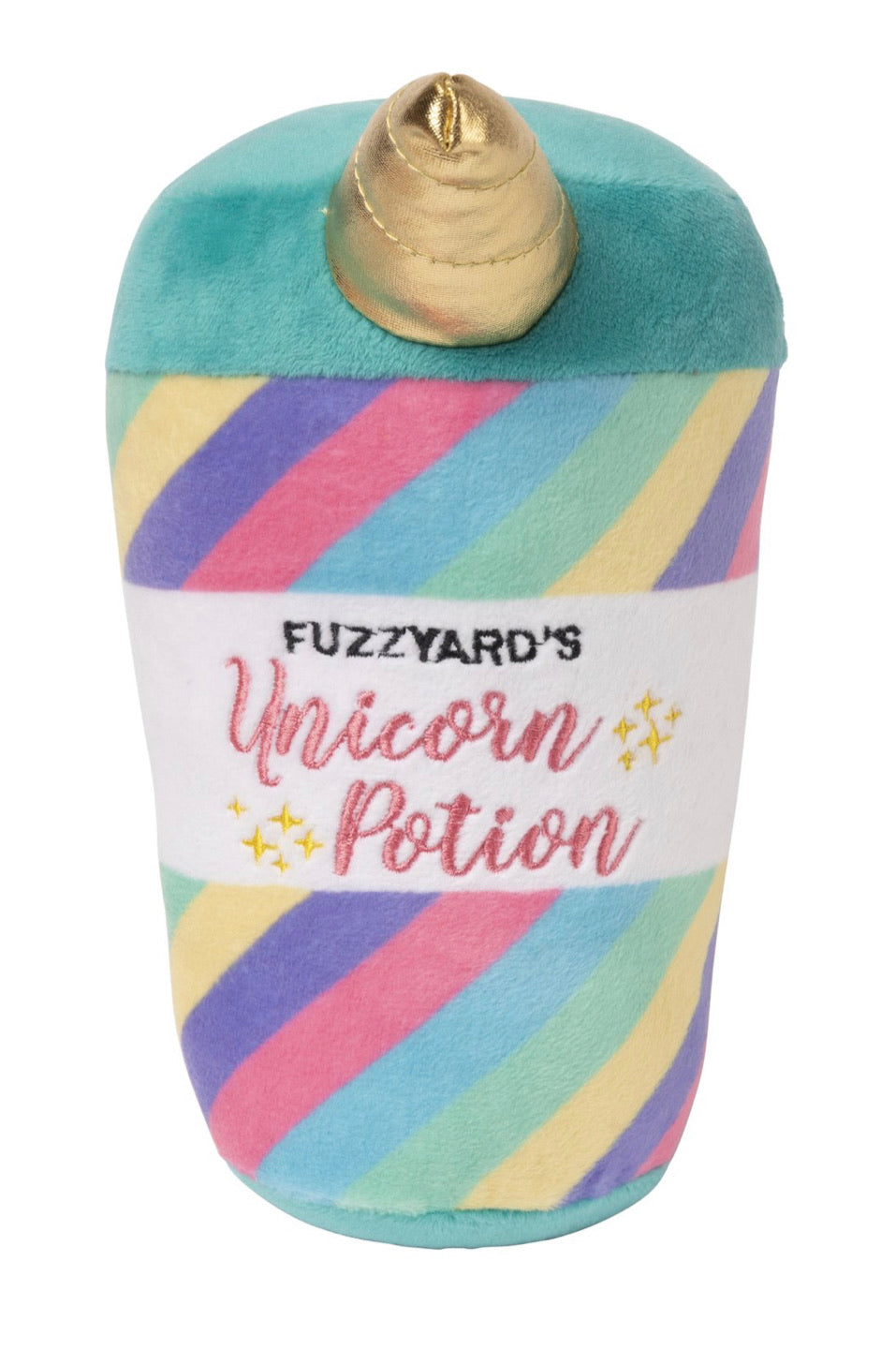 Fuzzyard - Unicorn Potion Dog Toy