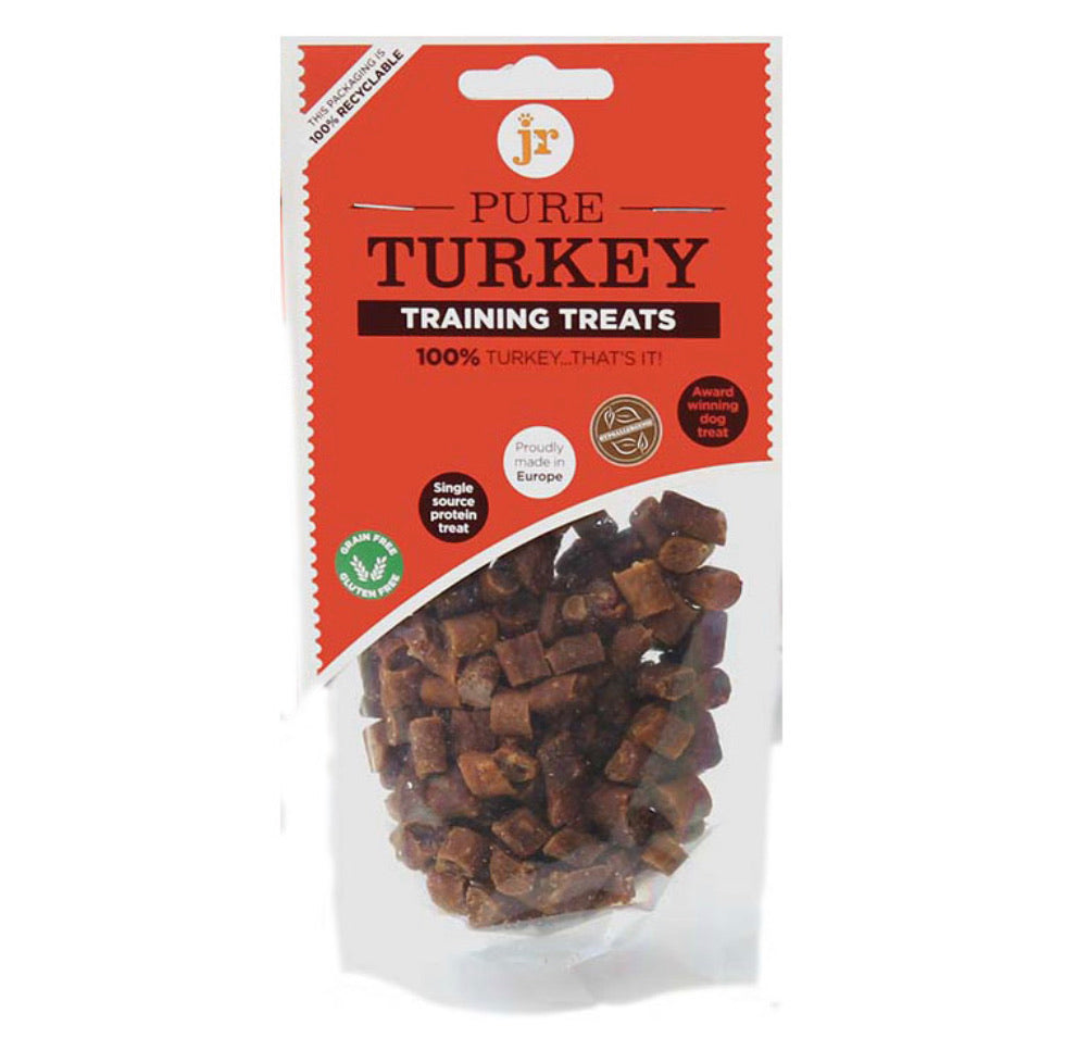 JR Pet Products - Pure Turkey Training Treats - 85g