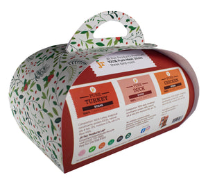 JR Pet Products - Three Bird Roast Mini Hamper