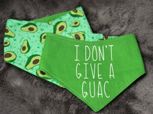 Load image into Gallery viewer, I Don't Give a Guac - Bandana