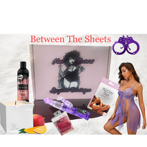 Between The Sheets Pleasure Box
