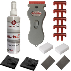 Complete Delicate Surface Scraping & Cleaning Kit