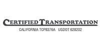 Certified Transportation California