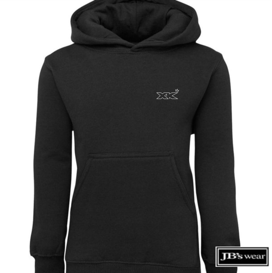 Initial Crest Youth Hoodie