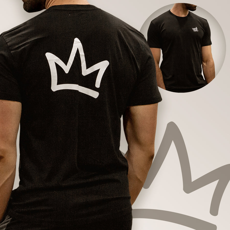 XK Logo (Mini) - Mens Black Tee