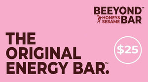 $25 Gift Card - Beeyond Bar