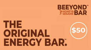 $50 Gift Card - Beeyond Bar