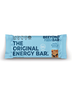 Vanilla Blueberry Almond - Beeyond Bar