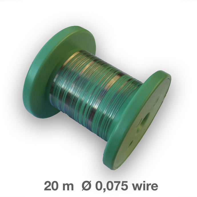 WireSpool 0,075 mm