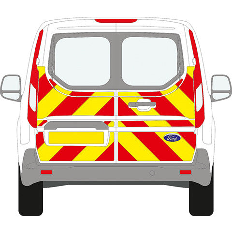 Ford Transit Connect Half Kit Chevron Kit (2014 to Present) -  Chevron Kit from the Chevron Warehouse