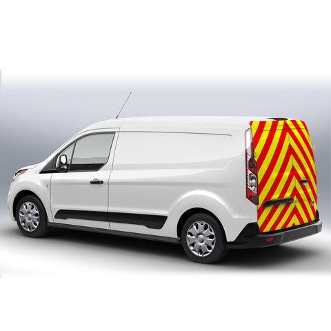 Ford Transit Connect Full Chevron Kit (2014 to 2015) -  Chevron Kit from the Chevron Warehouse
