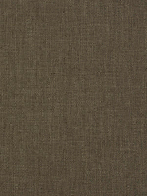 brown polyester linen fabric that can be used for curtains drapery bedding valances pillows
