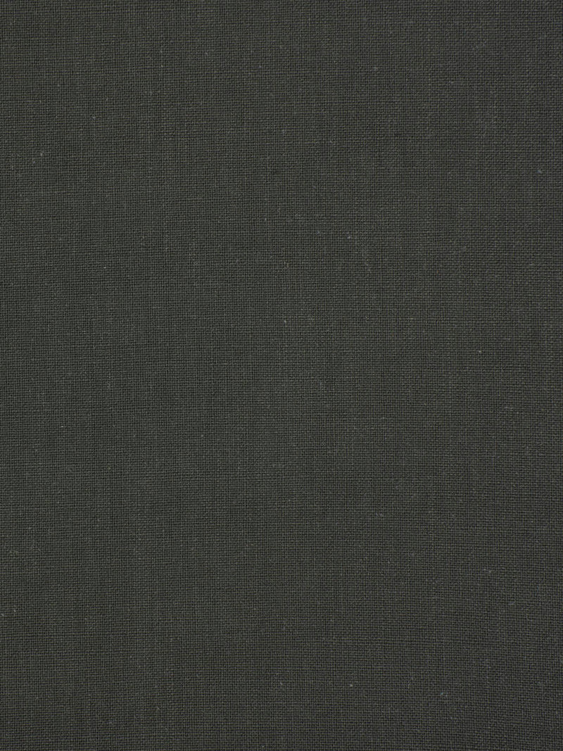 gray grey polyester linen blend fabric used for drapery curtains bedding and pillows