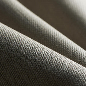 brown upholstery linen fabric with stain repellent and acrylic backing