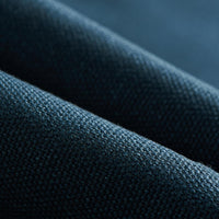 navy blue linen performance fabric used for upholstery and cushions
