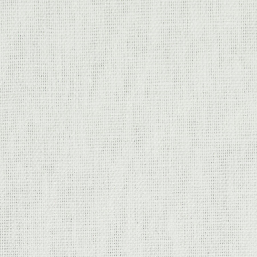 white off white polyester linen performance fabric used for upholstery and cushions