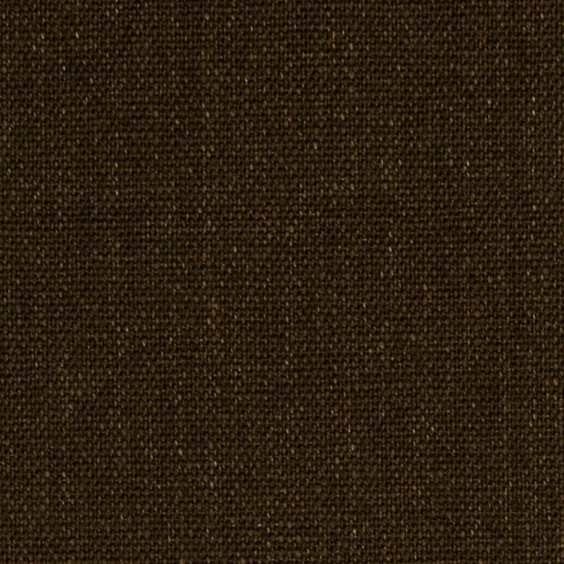 Brown linen performance fabric used for upholstery and cushions