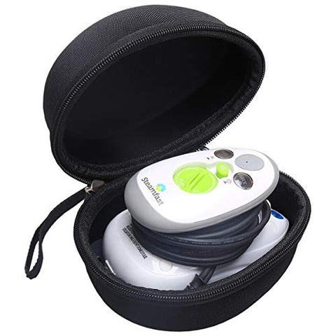 Aproca Travel Hard Storage Carrying Case Fit for Steamfast SF-717 / SMAGREHO Mini Travel Steam Iron(Only Case)