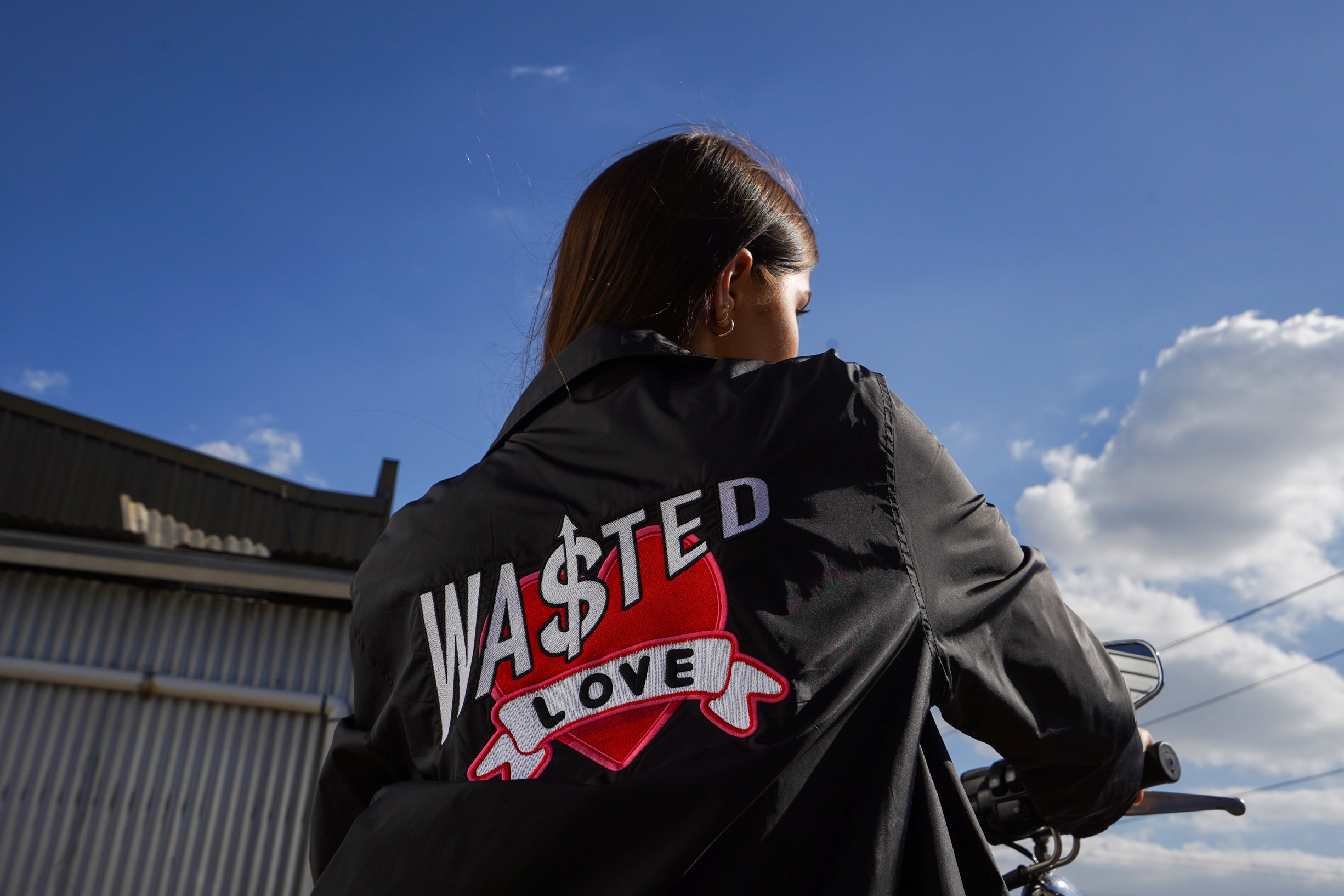 Wasted Love Jacket