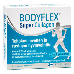 Bodyflex® Super Collagen 60 tablettia